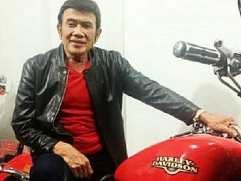 Cerita Lengkap Rhoma Irama Disawer Harley Davidson oleh Pengusaha Tambang Batu Bara