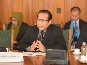 Pimpinan DPR Hormati Sikap Jokowi yang Belum Mau Teken UU MD3