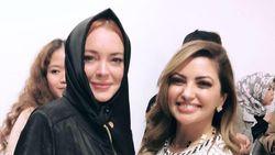 Dijadwalkan Curhat tentang Agama Bareng Mia Khalifa, Lindsay Lohan Kabur