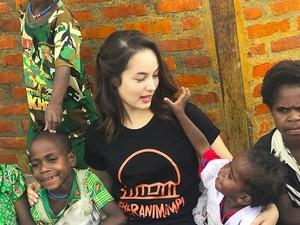 Chelsea Islan ke Papua Tuh Ngapain Sih?