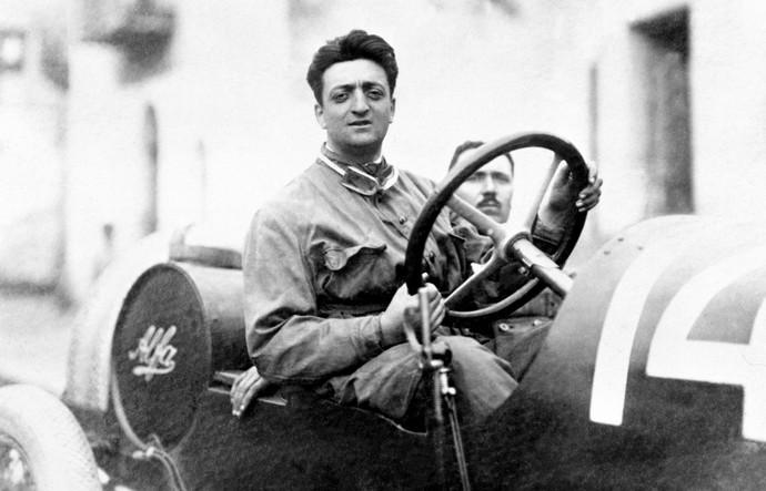 Ferrari Kenang Sosok Pendiri