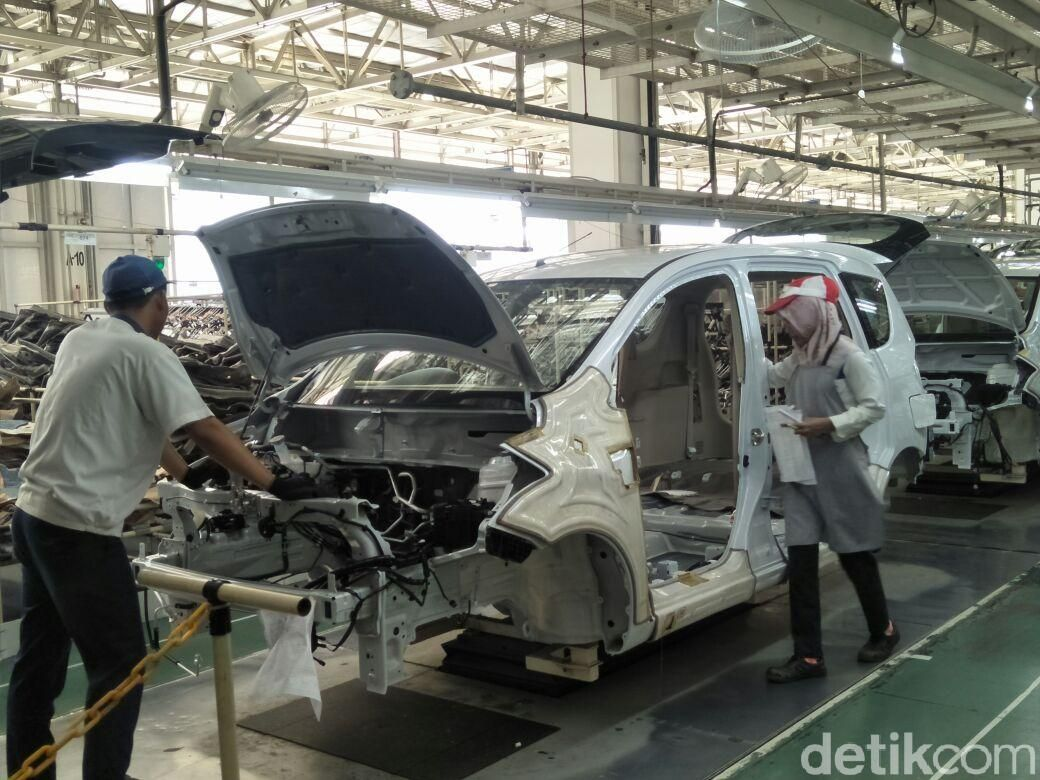 Pabrik Suzuki di Cikarang yang Lebih Canggih dari Jepang