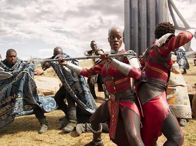 Black Panther dan Suku-suku di Afrika