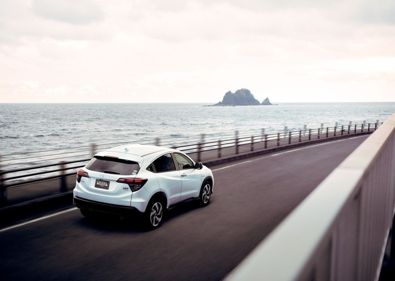 Honda HR-V. Foto: Honda
