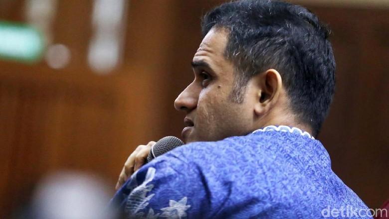 KPK: Surat Ditjen PAS soal Asimilasi Nazaruddin Sedang Dianalisis