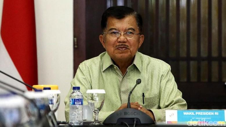 JK: Cari Kader Golkar yang Bisa Bantu Jokowi