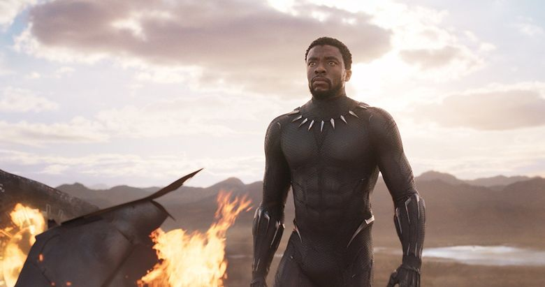 Black Panther masuk dalam jajaran Best Picture Oscar 2019, menyamai rekor The Dark Knight. Dok. Marvel Studio