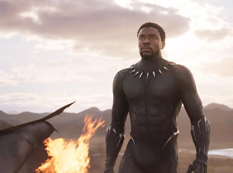 Post Credit Winter Soldier di Black Panther Berdurasi Lebih Panjang
