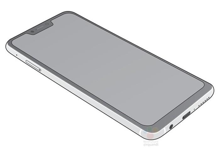 Sketsa yang diduga Zenfone 5. Foto: istimewa