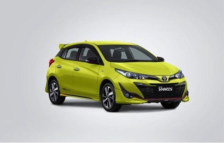 New Toyota Yaris TRD Sportivo (Foto: dok. Toyota)