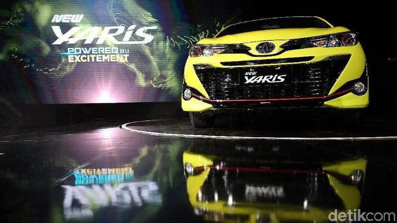 Toyota Habiskan Biaya Hampir Rp 2 Triliun untuk Yaris Anyar Foto: Rengga Sancaya