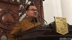 Kampanye Belum Mulai, Sudirman Said Sudah Bicara Tim Sinkronisasi