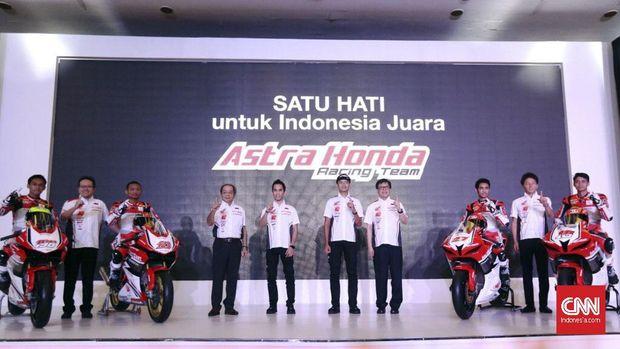 Gerry Salim menggantikan posisi Ai Ogura di Honda Team Asia.
