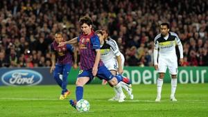Messi vs Chelsea: 8 Laga, 0 Gol