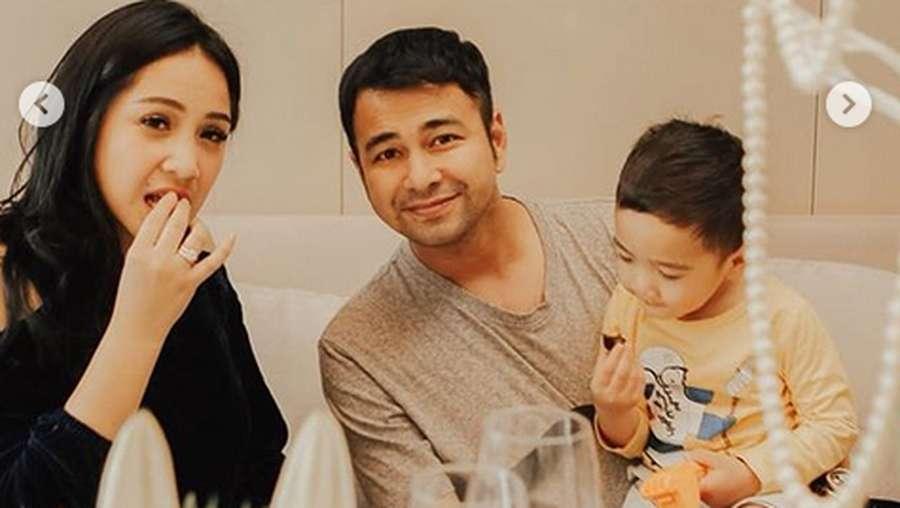Kejutan di Hari Ulang Tahun Raffi Ahmad dan Nagita Slavina