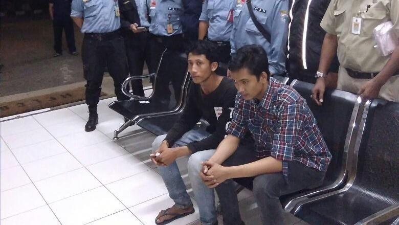 Bawa Sajam dan Palak Warga, 2 Pengamen Diamankan di Ciracas Jaktim