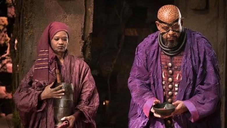 Forest Whitaker Ungkap Perannya Kembali di Sekuel Black Panther 2