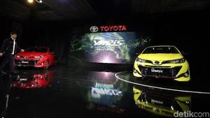 Ini Kiat Toyota Agar Yaris Bisa Diterima Pasar