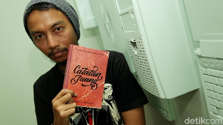 Buku-buku Fiersa Besari Mampu Gaet Pembaca Muda
