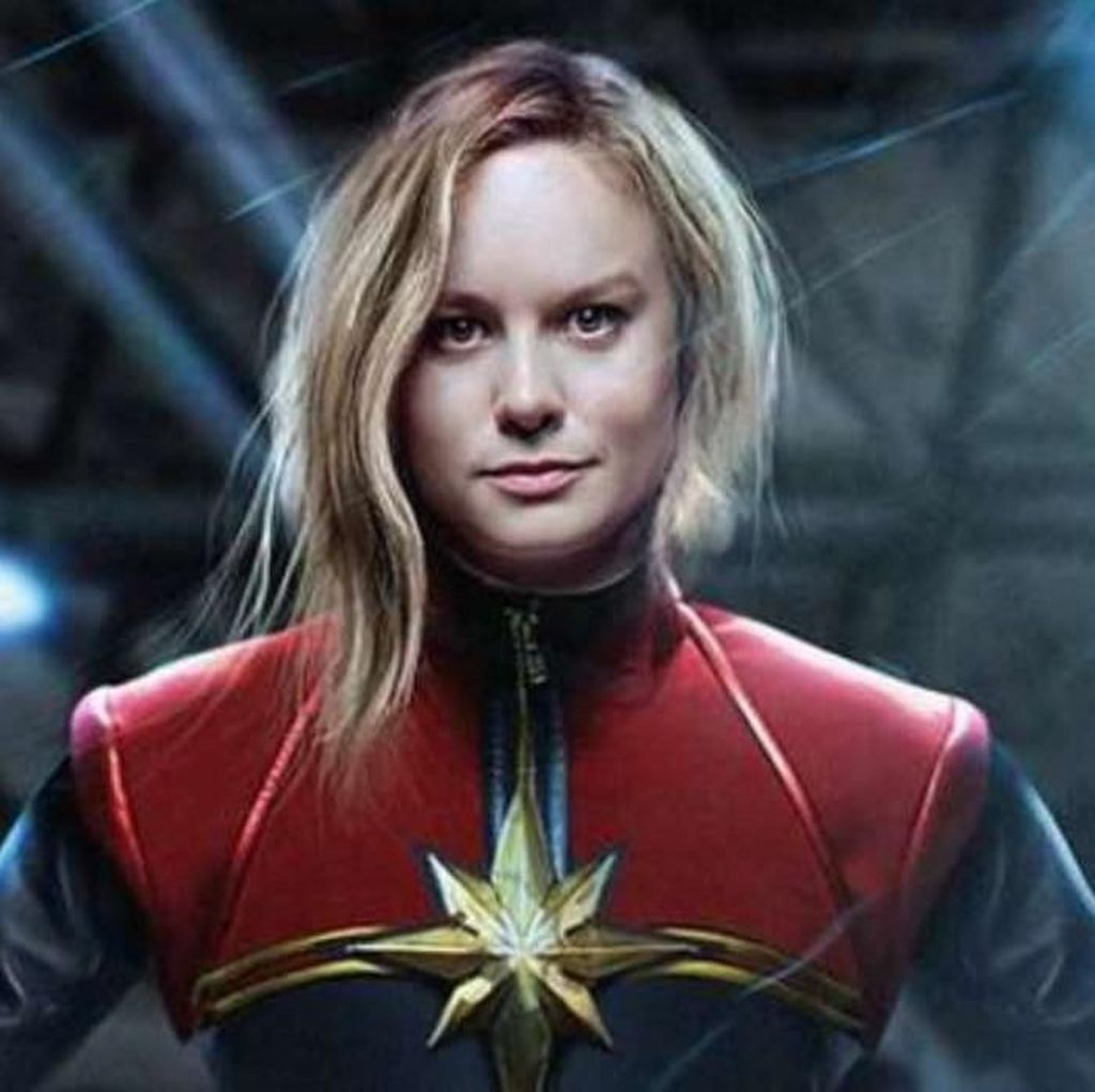 Finally! Ini Trailer Mencekam Captain Marvel
