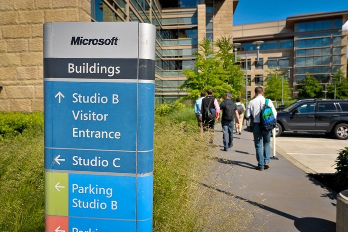 Kantor Microsoft. Foto: Filmateria Digital LLC