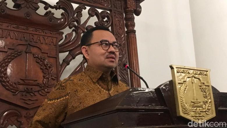 Sudirman Said Lobi Anies Jadi Jurkamnya di Pilgub Jateng 2018