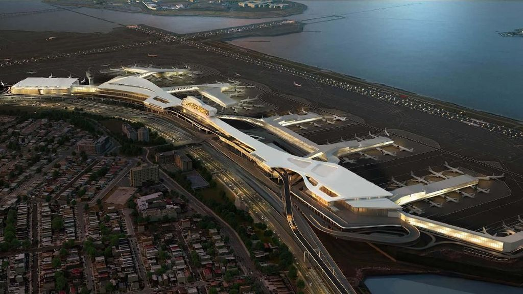 Foto: Ongkos Mendarat Pesawat Pribadi di 10 Bandara Ini Paling Mahal Sedunia