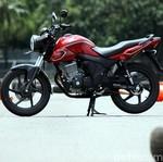 Jajal Singkat Honda CB150 Verza