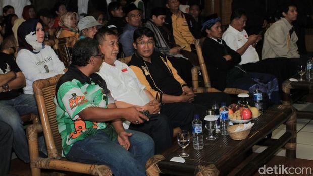 Kader PPP, PKB dan Hanura Kabupaten Bandung Membelot Dukung Dua DM