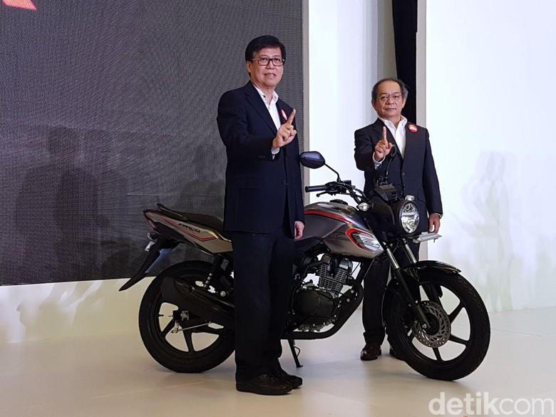 Honda CB150 Verza Dijual Rp 19 Jutaan Foto: Rangga Rahardiansyah