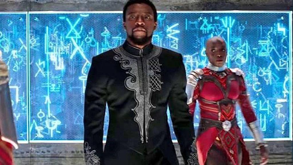 Baju Koko Black Panther Bertebaran di Toko Online, Harga Mulai Rp 65.000