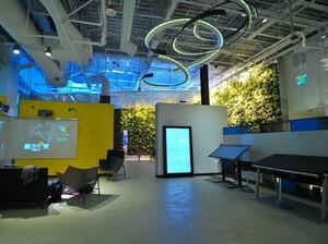 Menjelajah Markas Besar Microsoft yang Bikin Nyasar