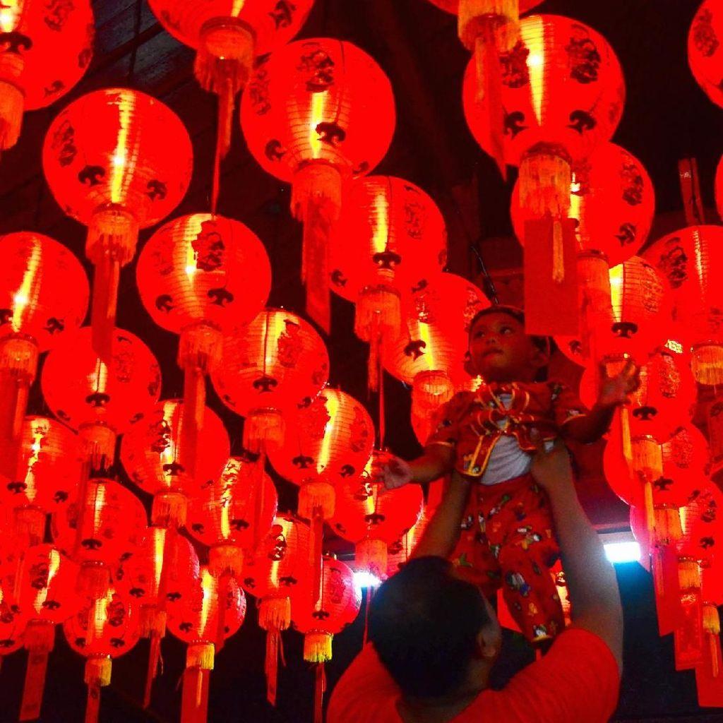 Tips Kece Memotret Perayaan Cap Go Meh