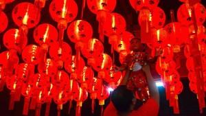 Mau Lihat Festival Lampion di Singkawang, Ini Rute Pawainya