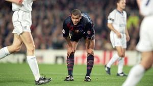 Kenangan Rivaldo: Barca Kalah 1-3 di London, Menang 5-1 di Camp Nou