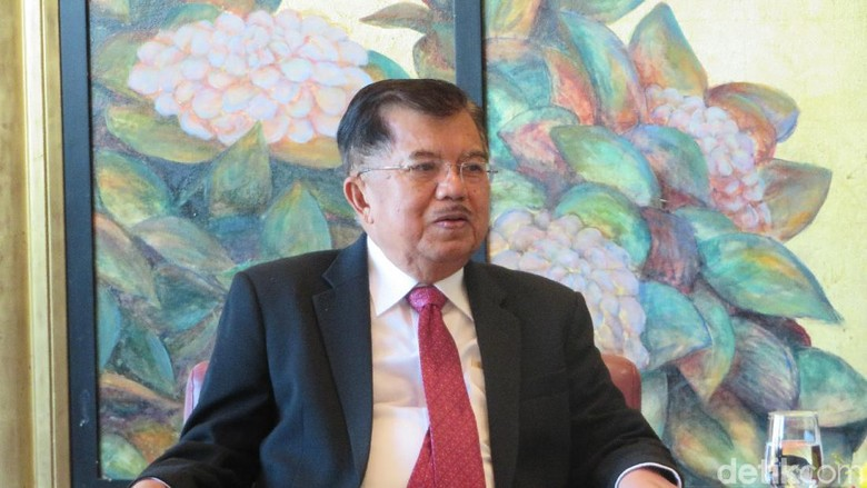 Kontroversi Jabatan Jusuf Kalla