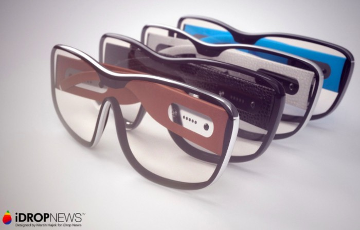 Konsep Apple Glasses. Foto: idropnews