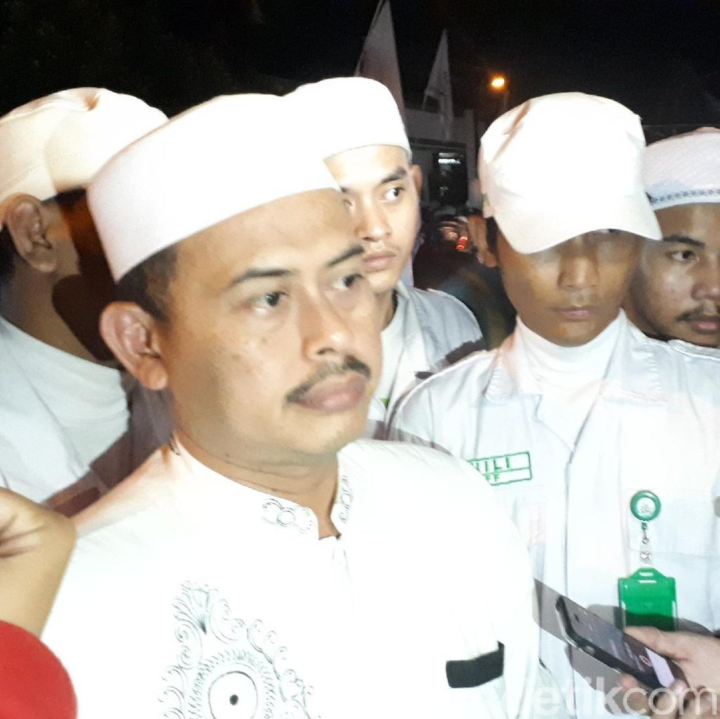 PA 212: Habib Rizieq Siap Terima Maruf Amin di Mekah