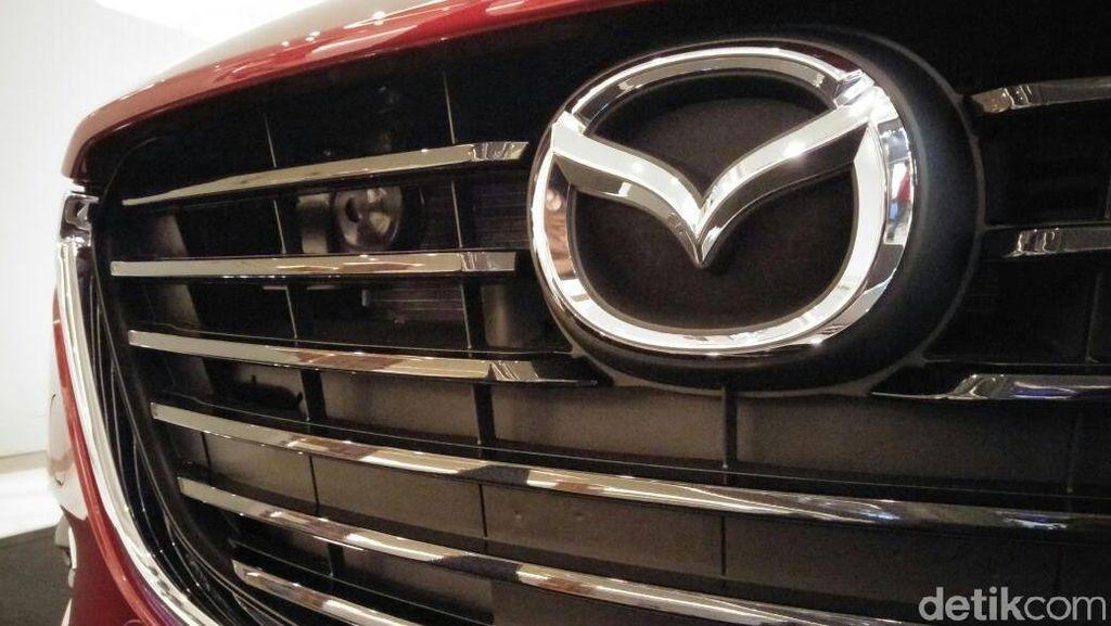 Mazda Tengah Siapkan Amunisi Baru untuk Indonesia