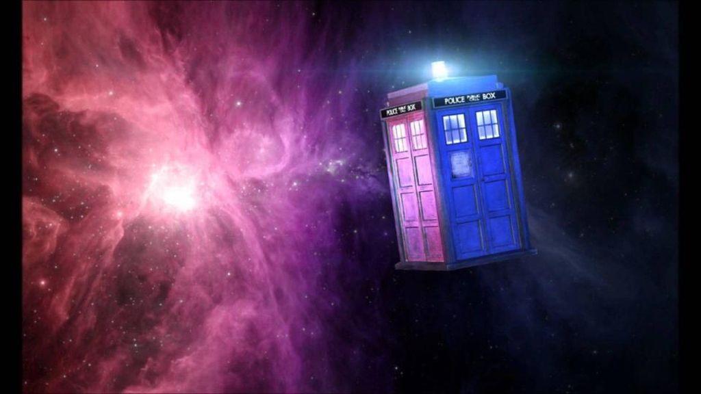 TARDIS (Time And Relative Dimension In Space) merupakan sebuah mesin waktu yang muncul dalam serial televisi Doctor Who. (Foto: The Sun)