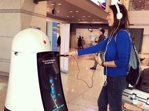 Deretan Robot Lucu di Olimpiade PyeongChang 2018