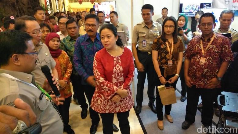 Menko PMK Minta BNPB Jadi Garda Terdepan Bantu Korban Bencana