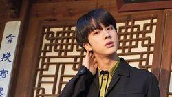 Sosok Jin BTS, Si Tampan yang Hari Ini Berulang Tahun