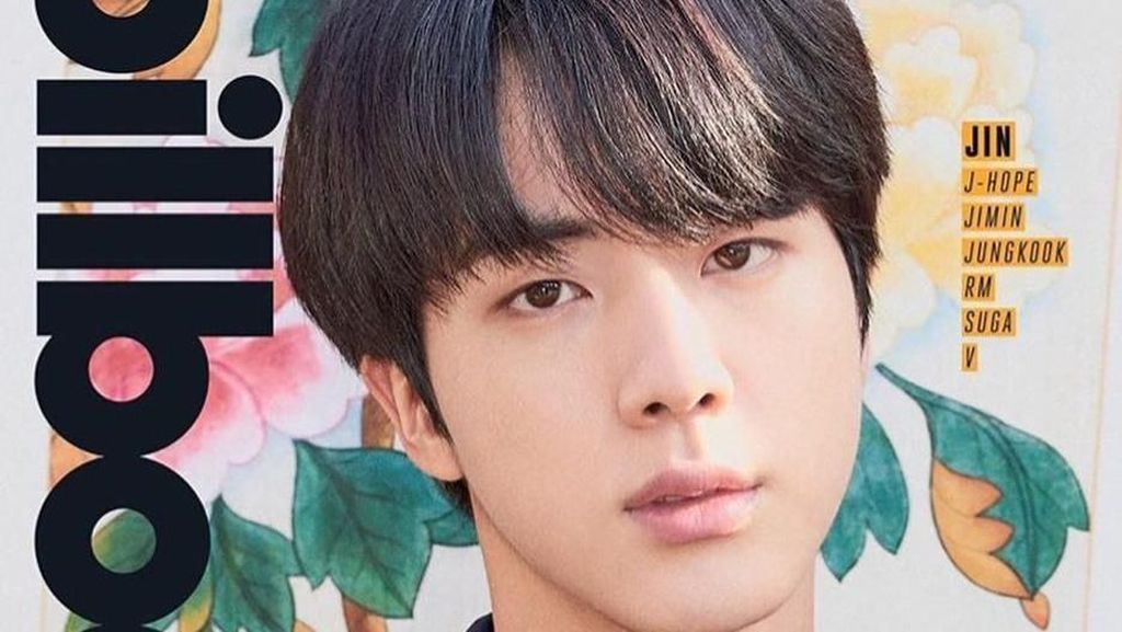 Ini Bukti Ilmiah Jin BTS Pantas Dijuluki Worldwide Handsome