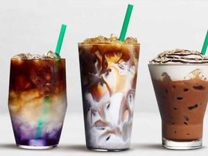 Terbaru dari Starbucks, Cold Brew Bunglon yang Bisa Berubah Warna