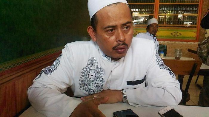 Ketua umum PA 212 Slamet Maarif/Foto: Samsudhuha Wildansyah/detikcom