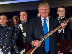 Trump Larang Penggunaan Peranti Senjata Api Bump-Stock