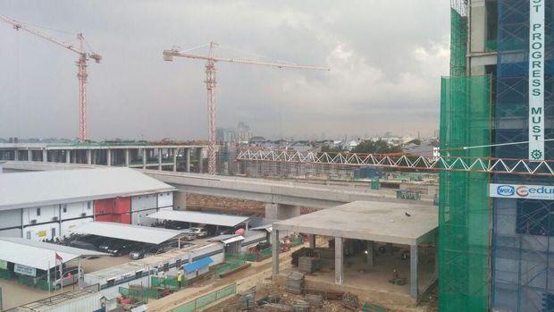 Depo LRT Jakarta