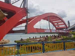 Proses Lulus Uji Jembatan Holtekamp Sempat Diwarnai Debat