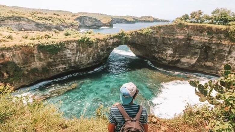 Pasih Uug, salah satu destinasi pantai di Bali (effendy_william/dTraveler)